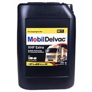 Масло моторное MOBIL DELVAC XHP 10W40 20л фото