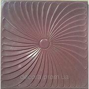 Формы для тротуарной плитки «Ромашка» глянцевые пластиковые АБС ABS фото