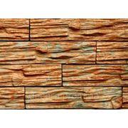 Формы для производства фасадной плитки «Сланец № 2» глянцевые пластиковые фото