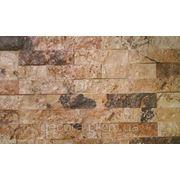 Формы для производства фасадной плитки «Арена» глянцевые пластиковые фото