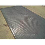 Формы для производства фасадной плитки «Смужка № 3» глянцевые пластиковые фото