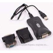 Контроллер Viewcon VE443 USB - DVI display фото