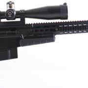 Оружие Accuracy International England AX 338 + оптический прицел Schmidt & Bender фото