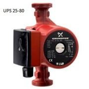 Насос циркуляционный Grundfos UPS 25-80 180 фото