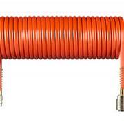 Шланг спиральный для компрессора 15м AERO №5774 фото