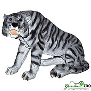 Фигура садовая Тигр фото