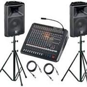 Оренда звукового обладнання. фото