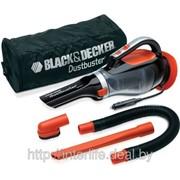 Автомобильный пылесос Black&Decker ACV1205 ( c 2012г. ADV 1220) фото