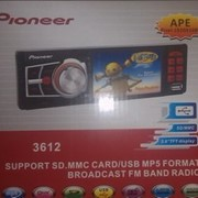 Автомагнитола Pioneer 3612 c экраном 3.6 дюйма! фото