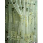 Ткань Деворе для Гардин (Германия) фото