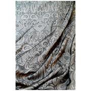 Ткань портьерная. Сатин-жаккард, цвет 1 фото
