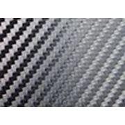 3D CARBON Black, White 0.5м х 0.5м фото