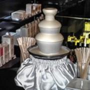 Аренда шоколадных фонтанов в Киеве и всей Украине фото
