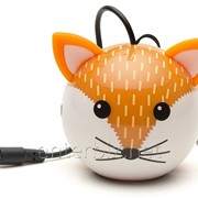 Колонка KitSound Mini Buddy Speaker Fox (KSNMBFOX), код 129441 фото