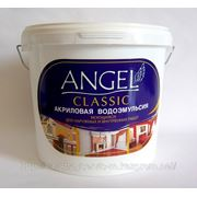«ANGEL Classic» Акриловая краска моющаяся, стойкая к истиранию фото