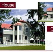 Строительство индивидуальных домов в Молдове фото