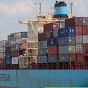 Экспедирование морских контейнерных перевозок фото