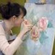Школа живописи фото