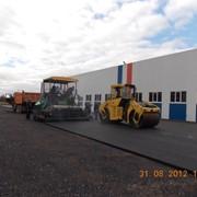 Строительство и ремонт автодорог фото