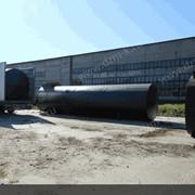 Резервуары для хранения нефтепродуктов горизонтального типа являются самыми массовыми средствами для хранения нефтепродуктов на нефтебазах, производстве и автозаправочных станциях. фото