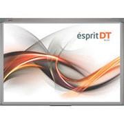 "Интерактивная доска 2x3 ésprit DUAL TOUCH 174,5cm*123,3cm (80"") TIWEDT80 фото"