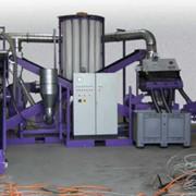 Кабелеперерабатывающее оборудование фото
