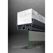 Алюминиевый телескопический дверной короб INTERNO DOOR фото