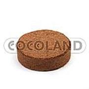 Таблетка для рассады кокосовая D-60мм (Cocoland) фото