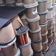 Эмальпровод обмоточный медный ПЭТ-155 0,18 мм фото