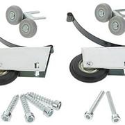 Комплект роликов симметричных Р02A 4 самореза 6*35 фото