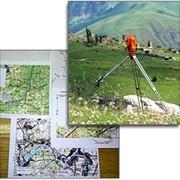 Геодезические и топографические работы фото