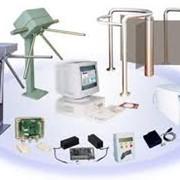 Обслуживание систем контроля доступа СКУД, СКД фото