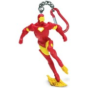Брелок с карабином Железный Человек (Iron Man) фото