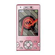 Sony Ericsson W995 pink Оригинал фото
