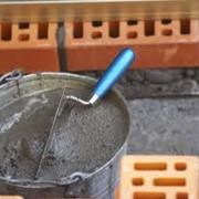 Растворы и смеси строительные фото