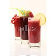 Концентрированный фруктово-ягодный морс фото