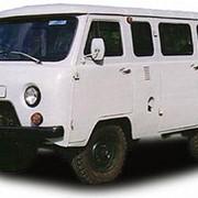 Автомобиль УАЗ 2206 фото
