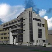 Проектирование промышленных сооружений, зданий фото