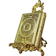 Шкатулка под Коран на подставке размер 32х20 см фото