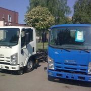 Грузовики Isuzu NLR в Украине фото