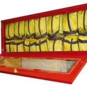 Металлический контейнер для хранения Самоспасателя и Накидок (14 изделий) фото