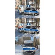 Реклама на транспорте, оформление транспорта фото