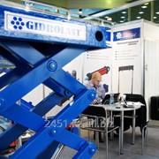 Подъемник пятиножничный гидравлический Gidrolast 5X1300.900.1000.3200 фото