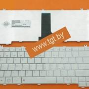 Клавиатура для ноутбука Toshiba Satellite C600D, C640, L600, L630, L635, L640, L645 Series White TOP-73501 фото