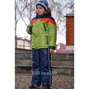 Комплект зимний для мальчика модель 5219И фото