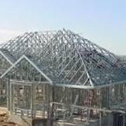 Строительство промышленных зданий из металлических каркасов фото