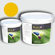 Резиновая краска Rezolux Universal /14 кг/ 1021 ярко-желтый фото