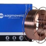 Сварочная проволока омеднённая er70s-6 аналог св08г2с тм magmaweld фото