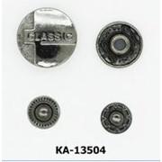 Кнопка Альфа 13,5мм, Код: КА-13504 фото
