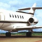 Чартерный рейс на Hawker 700 фото